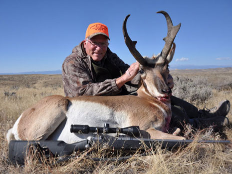 Triple Three Outfitters Antelope Hunt